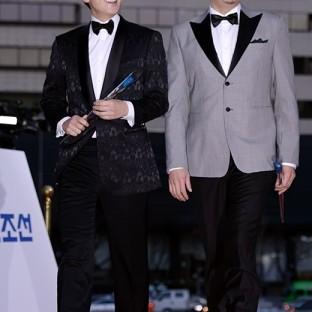 Lee Sun Gyun & Jo Jin Woong