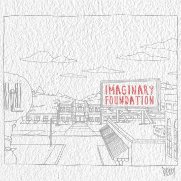 [MINI-ALBUM] Reddy - Imaginary Foundation