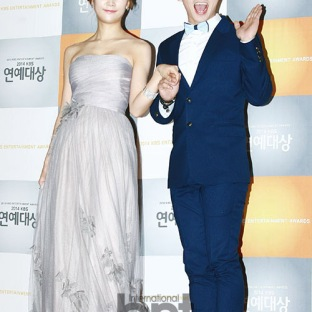 Park So Young & Kim Dae Sung