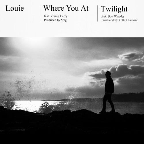 [SINGIEL] Louie - Where You At