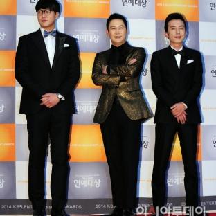 Sung Shi Kyung, Shin Dong Yeop, Yoo Hee Yeol