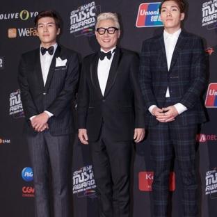 Yoon Jong Shin & Kwak Shi Eon & Kim Feel