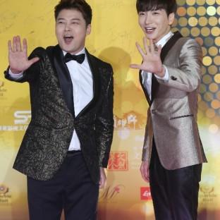 Jeon Hyun Moo & Leeteuk