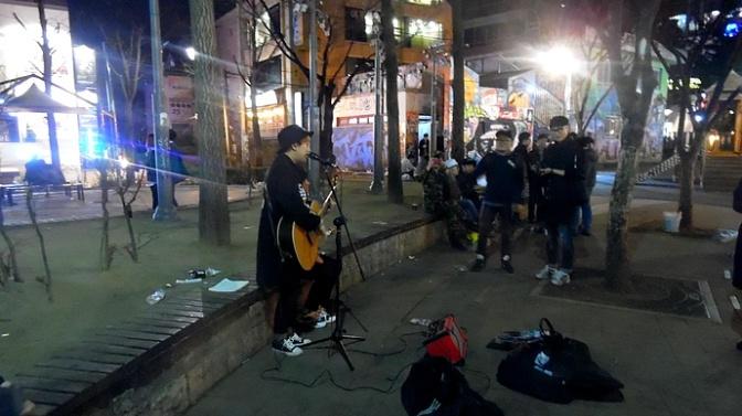 Turystyczne punkty must-see w Seulu – Hongdae