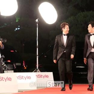 Lee Sun Gyun i Jo Jin Woong