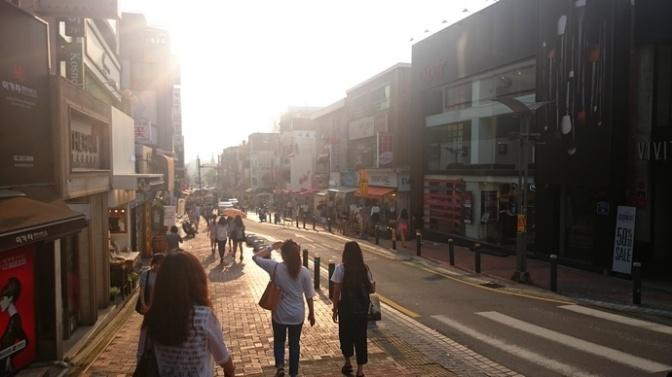Turystyczne punkty must-see w Seulu – Ewha University