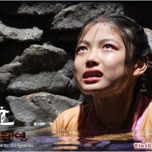 Kim Yoo Jung w Gumiho Tale of a Fox's Child