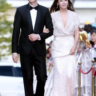Lee Dong Wook & Kim Jung Eun