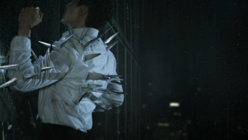 Lee Dong Wook w Iron Man