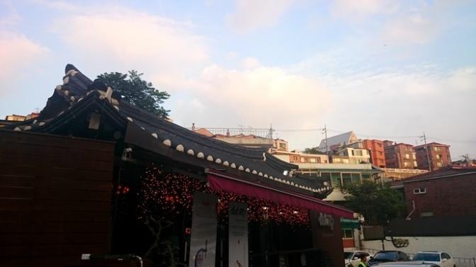 Turystyczne punkty must-see w Seulu – Samcheongdong