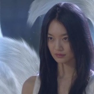 Shin Min Ah w My Girlfriend is a Gumiho