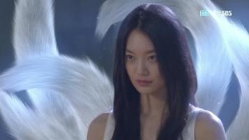 Shin Min Ah w My Girlfriend is a Gumiho