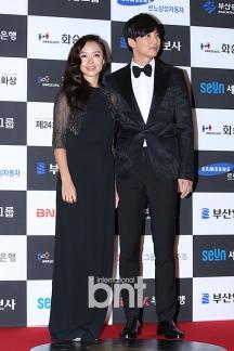 Jeon Do Yeon & Kim Nam Gil