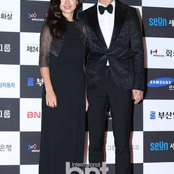Jeon Do Yeon & Kim Nam Gil