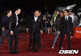 Jung Woo Sung, Hwang Jung Min & Joo Ji Hun