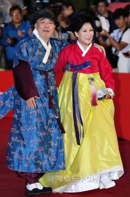 Kim Hee Ra & Kim Soo Yeon