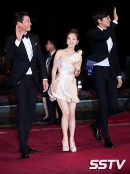 Lee Chun Hee, Park Bo Young & Lee Kwang Soo