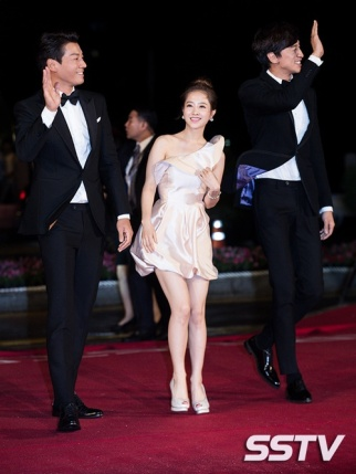 Lee Chun Hee, Park Bo Young & Lee Kwang Soo