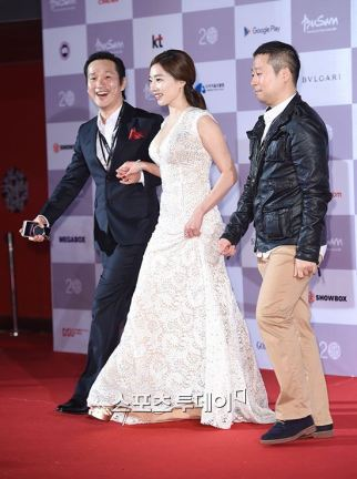 Lee Joo Won, Song Yoo Hyun i Park Hong Min