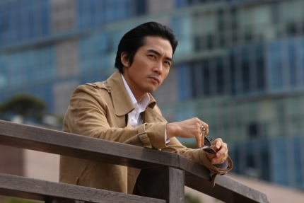 "Song Seung Hun w remake'u ""A Better Tomorrow"""