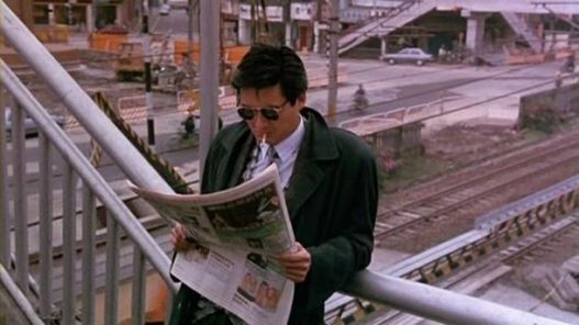 "Chow Yun Fat w ""A Better Tomorrow"""