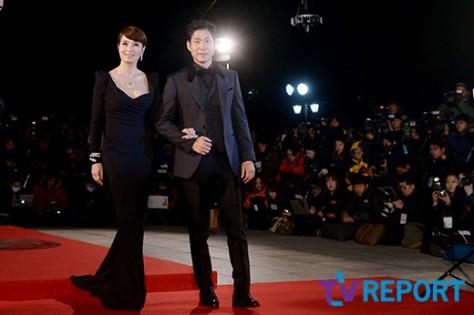 MC Kim Hye Soo & Yoo Jun Sang