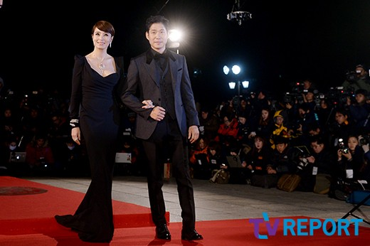 MC Kim Hye Soo & Yoo Jun Sang