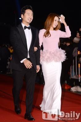 Ryu Seung Soo & Kim Hee Sun