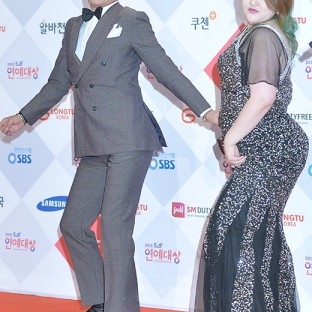Hong Rok Ki & Lee Guk Joo