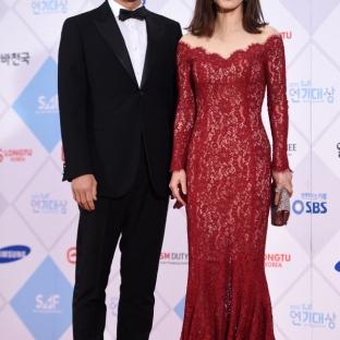 Ji Jin Hee & Kim Hyun Joo