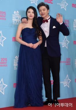 Joy & Sungjae