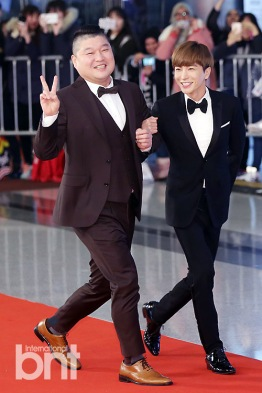 Kang Ho Dong & Leeteuk