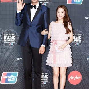 Lee Kwang Soo & Park Bo Young