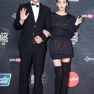 Lee Sang Yoon & UEE