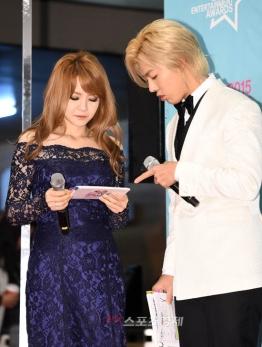 Seo Yuri & Kangnam