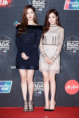 Seohyun & Tiffany