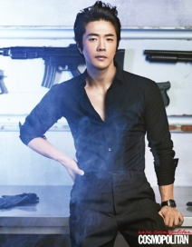 27. Kwon Sang Woo