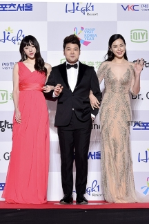 Hani, Jeon Hyun Moo & Honey Lee
