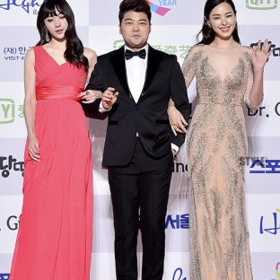 Hani, Jeon Hyun Moo & Honey Lee