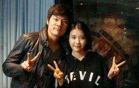IU & Jang Kiha