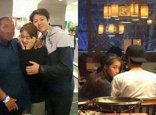 Lee Dong Gun & Jiyeon