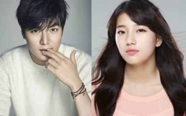 Lee Min Ho & Suzy