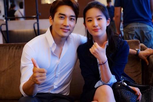 Song Seung Hun & Liu Yi Fei