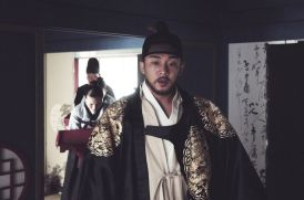 Yoo Ah In w [The Throne]