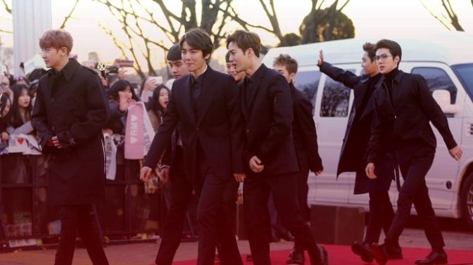 2015 Gaon Chart Kpop Awards