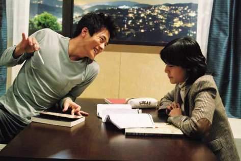 """Kwon Sang Woo i Kim Ha Neul w """"My Tutor Friend"""""""