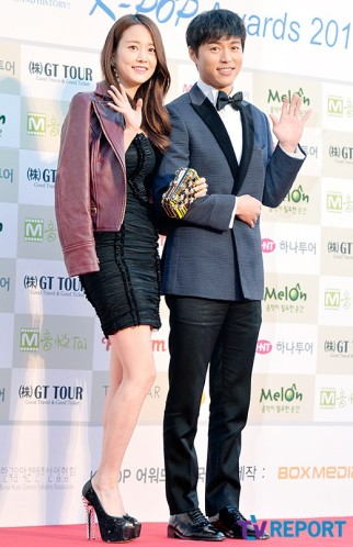 Son Yeo Eun & Oh Min Seok