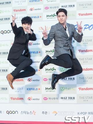 Yesung & Kangin