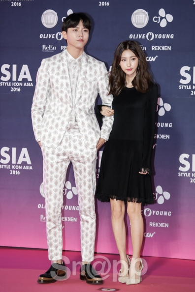 Joo Woo Jae & Vivian