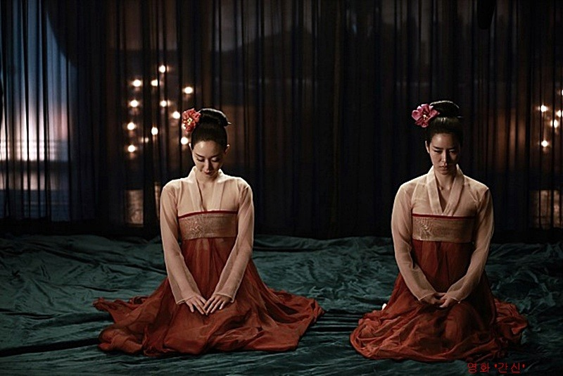 "Lee Yoo Young i Lim Ji Yeon w ""The Treacherous"" (2015)"